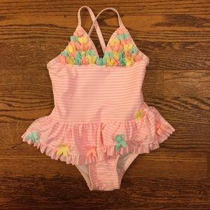$5 BUNDLED. 18 Month Girls Toddler Bathing Suit